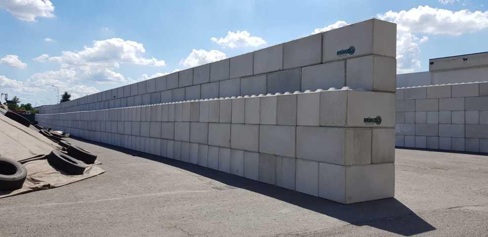Blocchi Calcestruzzo Per Muri.Muri Cement Block Blocchi Per Muri A Secco Prefabbricati In