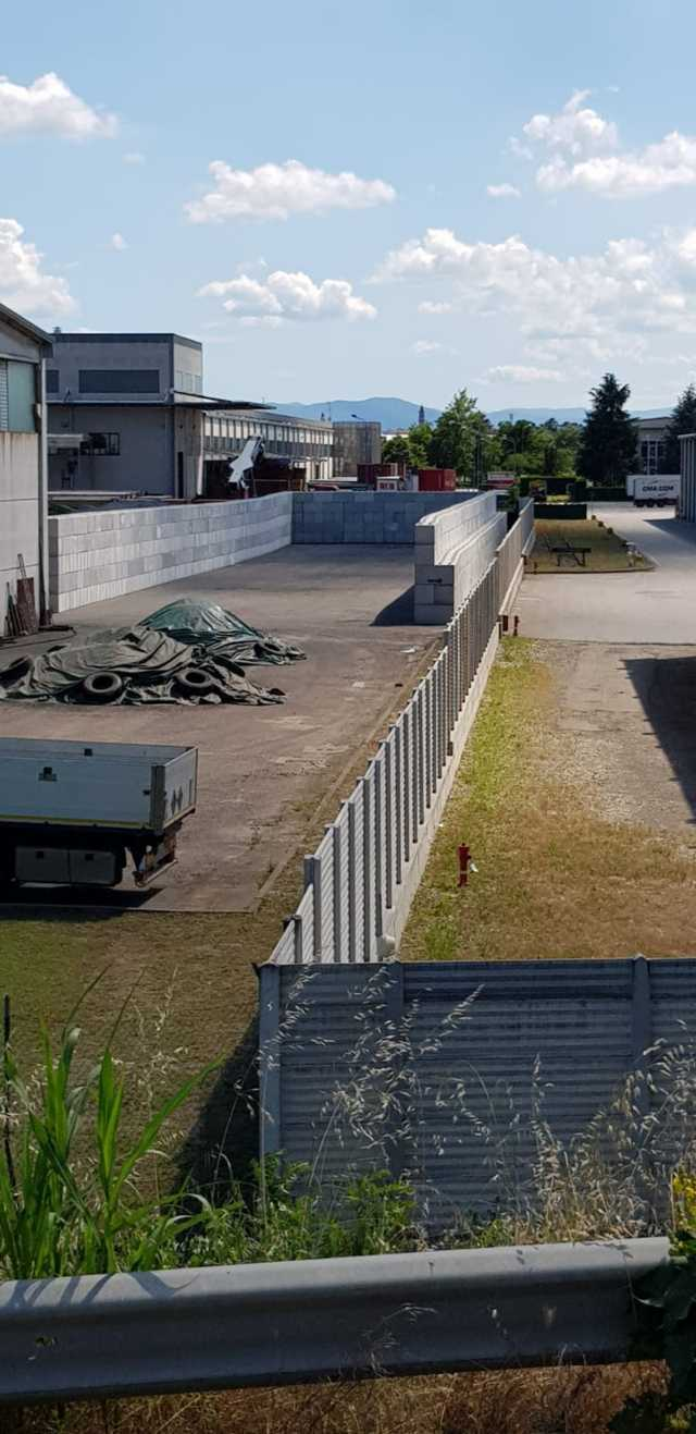 Muri Cement Block Blocchi Per Muri A Secco Prefabbricati In